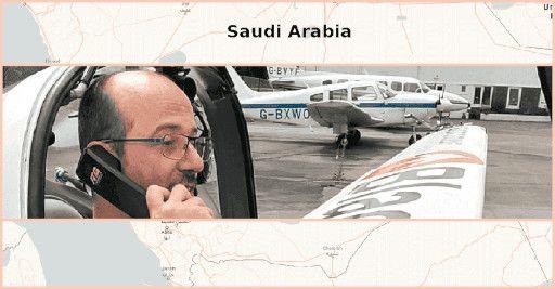 Call From Saudi Arabia