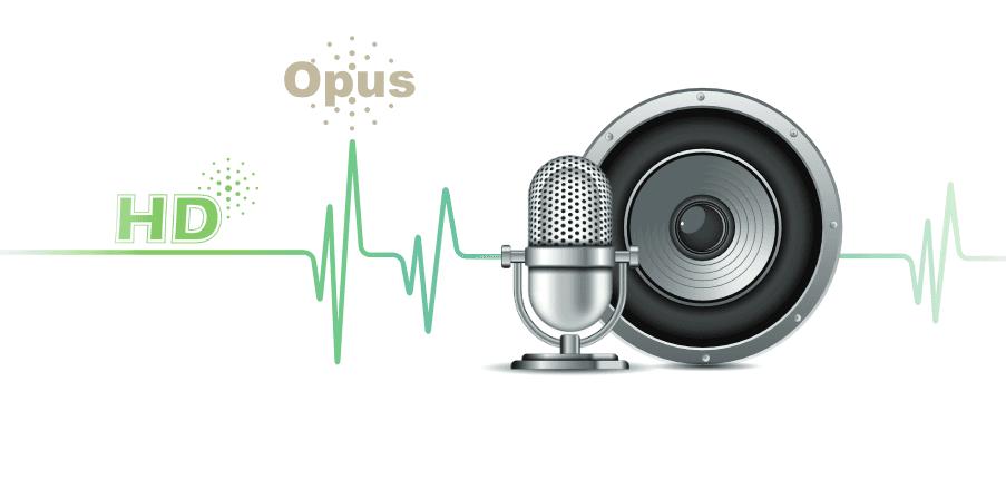 Opus HD VoIP Codec
