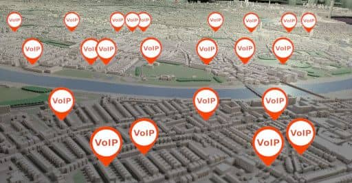 Walton-on-Thames Goes VoIP