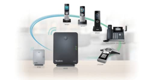 VoIP Wireless - DECT