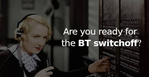 BT ISDN Switchoff