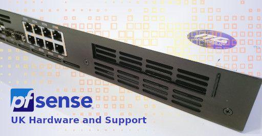 UK pfSense Hardware Support