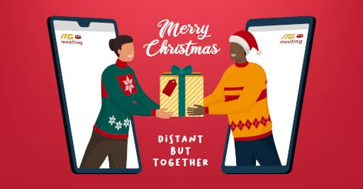 Christmas 2020 - Distant but together