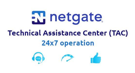 Netgate TAC